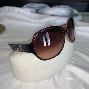 Coach Sunglasses & Coach hard case